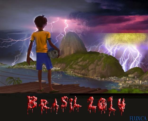 Brésil Allemagne 35