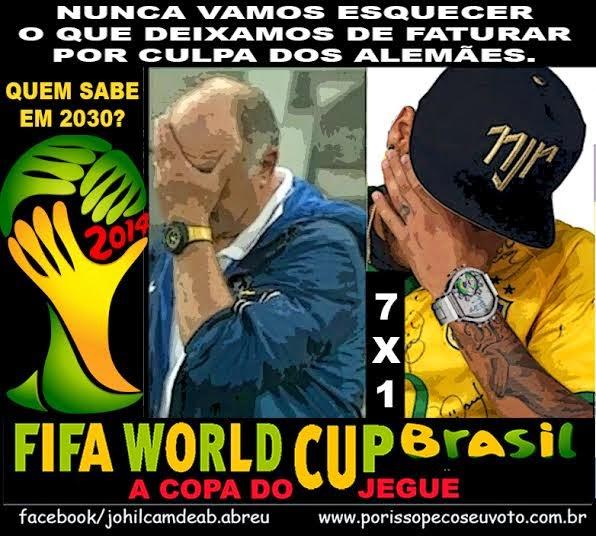 Brésil Allemagne 69